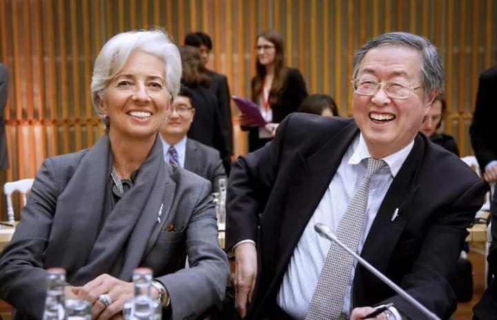 Lagarde-Zhou